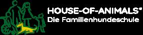House of Animals / Hundeschule Degenhardt Langenfeld Logo